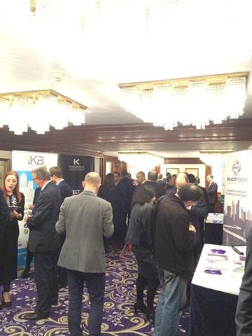 K&B Accountancy Group - attending the IPSE Freelancer Moneybox event
