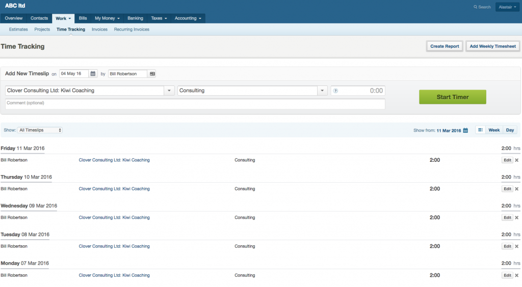 kb-accountancy-group-freeagent-time-tracking-screenshot