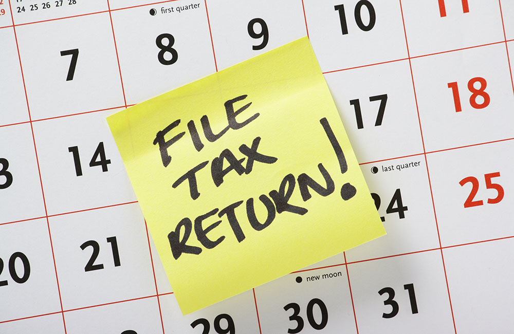 Self Assessment Tax Return - 5 common mistakes to look out for